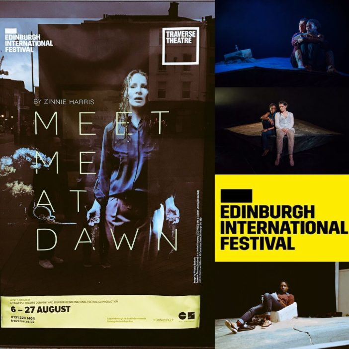 W&G are pround to have worked on 'Meet Me at Dawn' by the Traverse Theatre for this years Edinburgh International Festival!
