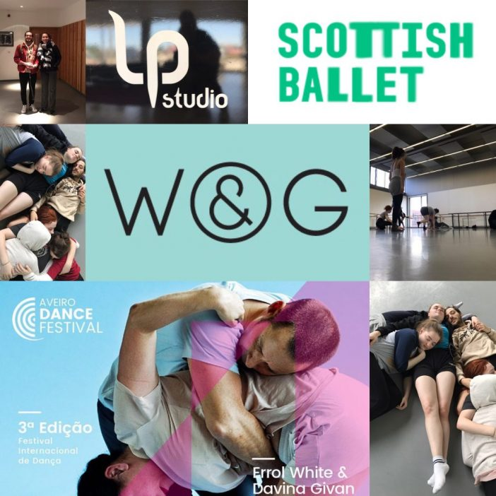 Aveiro Dance Festival dancer Mariana Matos completes an intensive residency week working with White & Givan as part of the Scottish Ballet Youth Exchange!