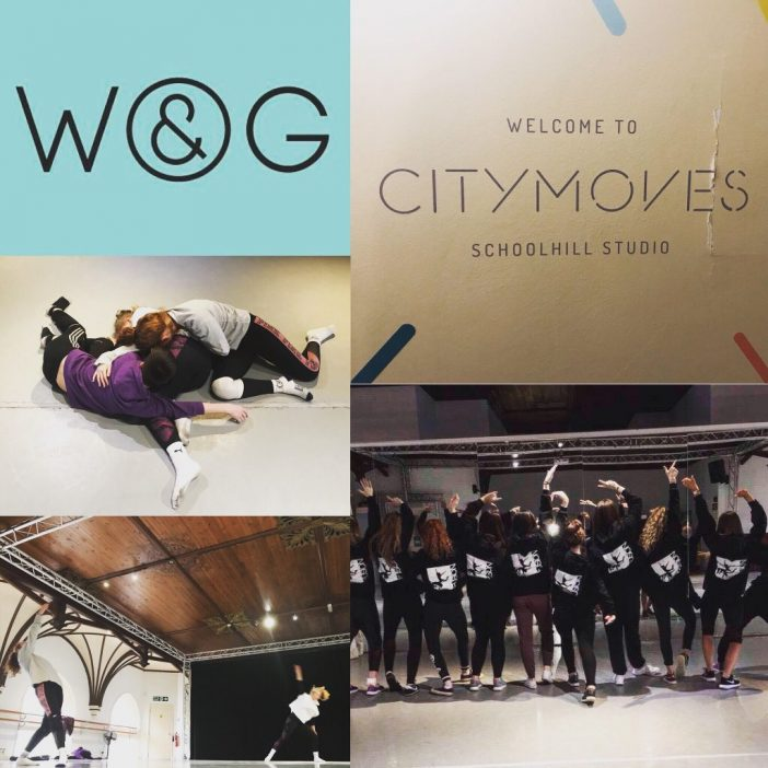 White & Givan are excited to announce we are working with Fusion Youth Dance Company at City Moves this week in Aberdeen!